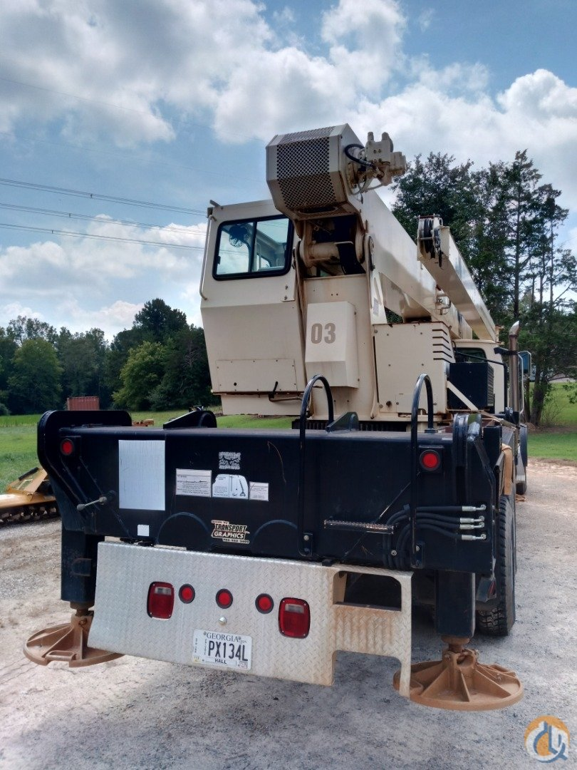 National 14110 Crane for Sale in Gainesville Georgia on CraneNetwork.com