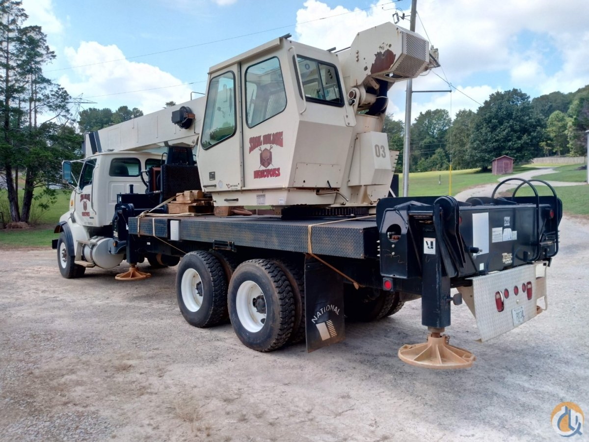 Sold National 14110 Crane for  in Gainesville Georgia on CraneNetwork.com