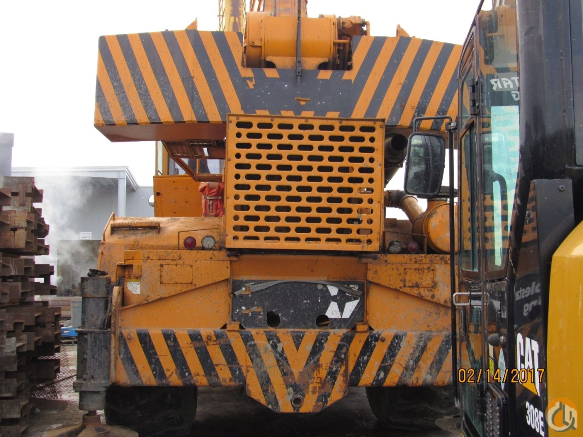 1983 GROVE RT980 Crane for Sale in Edmonton Alberta on CraneNetworkcom