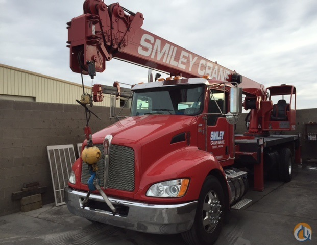 REVOLUTION XL Crane 102 tip height Crane for Sale in Phoenix Arizona on CraneNetworkcom
