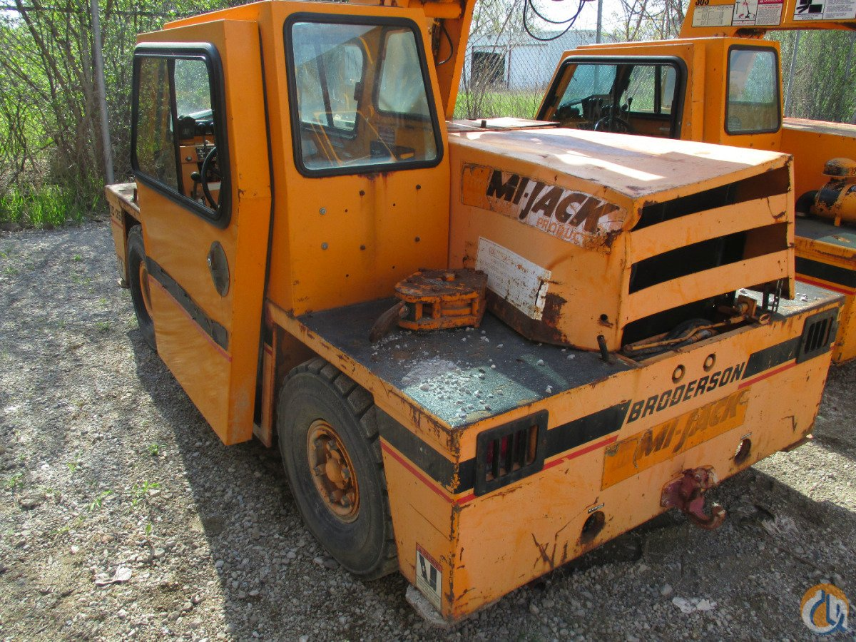1993 Broderson IC-35-2A Crane for Sale in Chicago Illinois on CraneNetwork.com