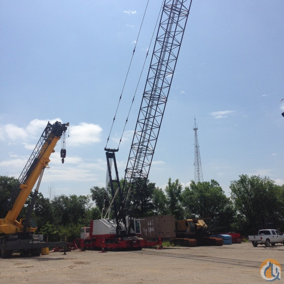 1979 HC258 Traditional Lattice Boom Truck Crane Crane for Sale or Rent in Fort Worth Texas on CraneNetwork.com