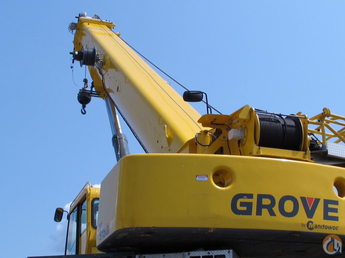 2012 Grove Rt9150e Crane For Sale Or Rent In New Holland