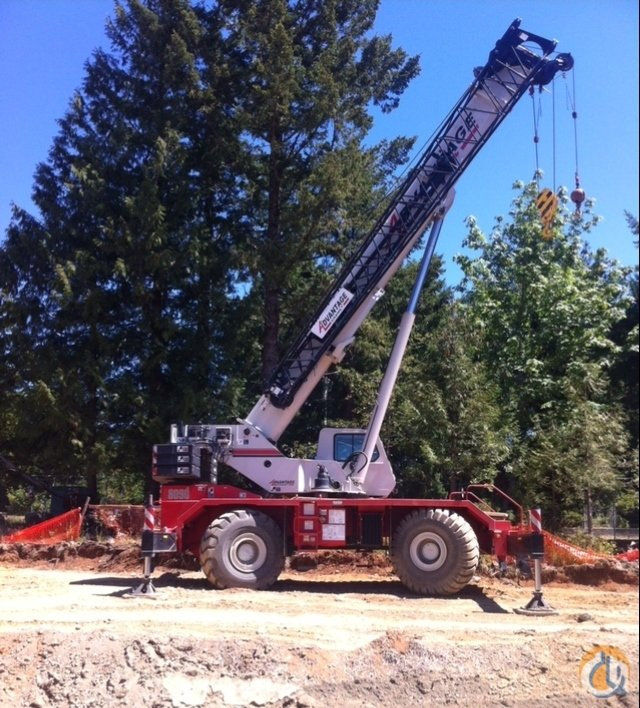 Very well maintained currently running in our fleet. Crane for Sale in Nanaimo British Columbia on CraneNetwork.com
