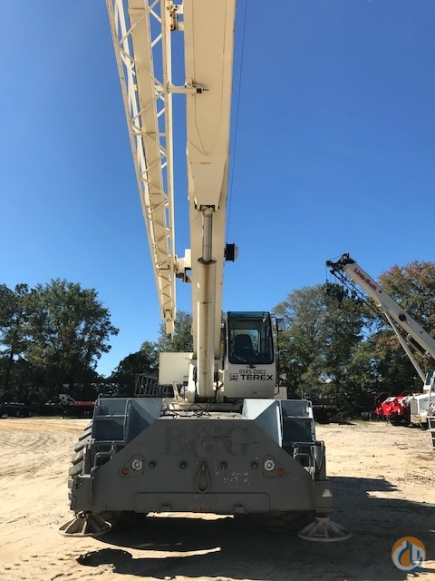 Terex RT 555 Crane for Sale in Lancaster South Carolina on CraneNetwork.com