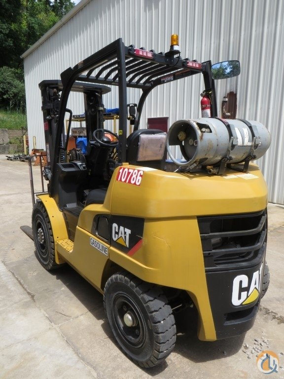 2013 CAT P8000 For Sale Crane for Sale in Cleveland Ohio on CraneNetworkcom