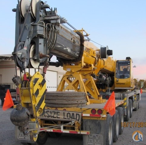 GROVE TMS 9000E Crane for Sale on CraneNetwork.com