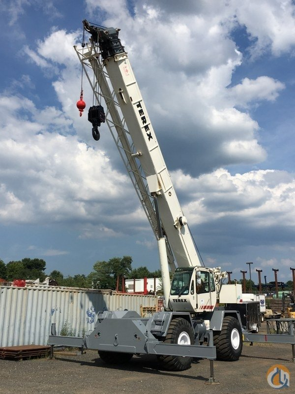 2001 TEREX RT555 Crane for Sale on CraneNetwork.com