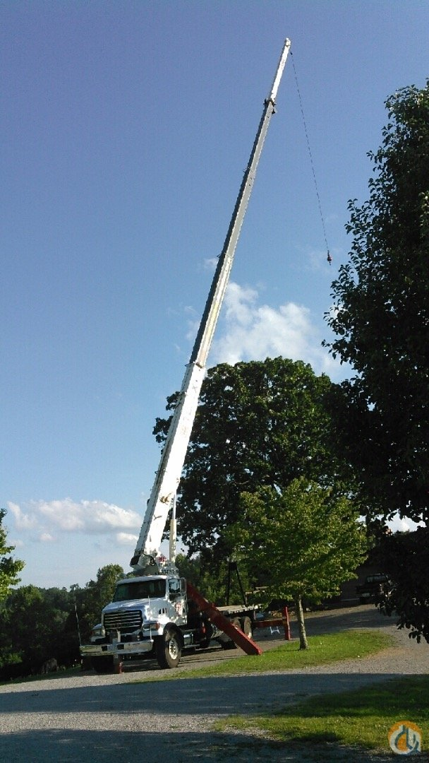 Sold 2009 Terex BT4792 Crane for  in Tazewell Tennessee on CraneNetwork.com