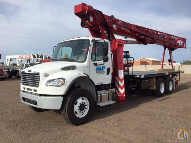 2016 Terex BT28106 Crane for Sale in Phoenix Arizona on CraneNetwork.com