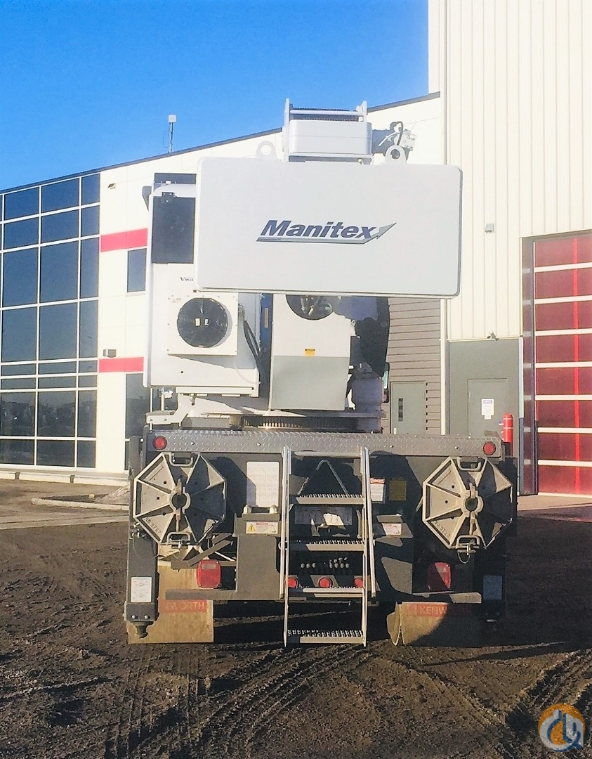 2018 MANITEX 50128SHL Crane for Sale or Rent in Nisku Alberta on CraneNetwork.com