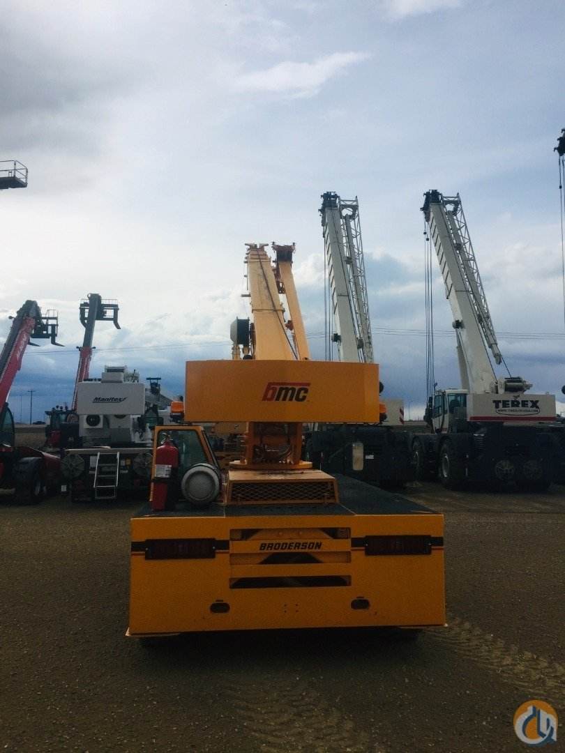 2008 BRODERSON IC-200-3G Crane for Sale or Rent in Nisku Alberta on CraneNetwork.com
