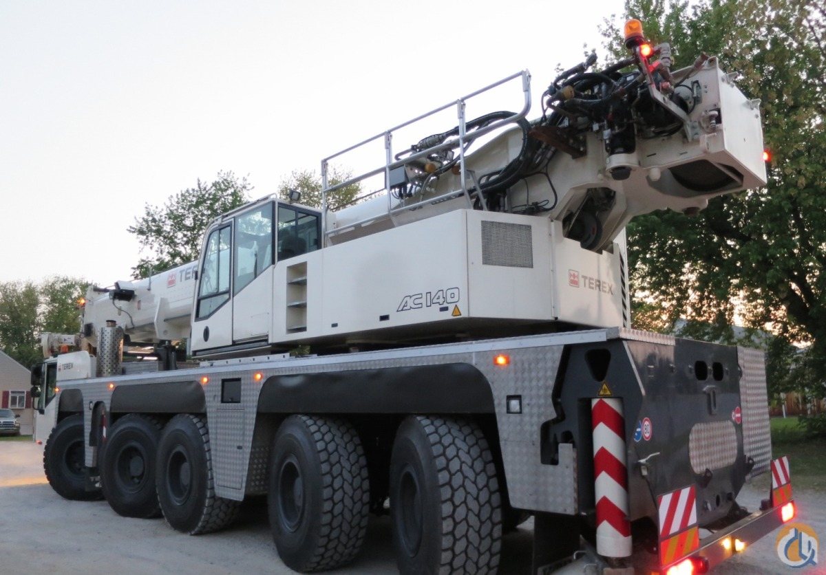 Demag AC140 Crane for Sale on CraneNetwork.com