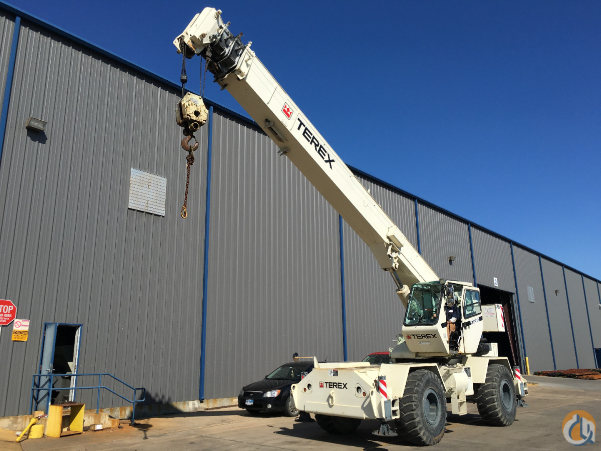 1999 TEREX RT230 Crane for Sale on CraneNetworkcom