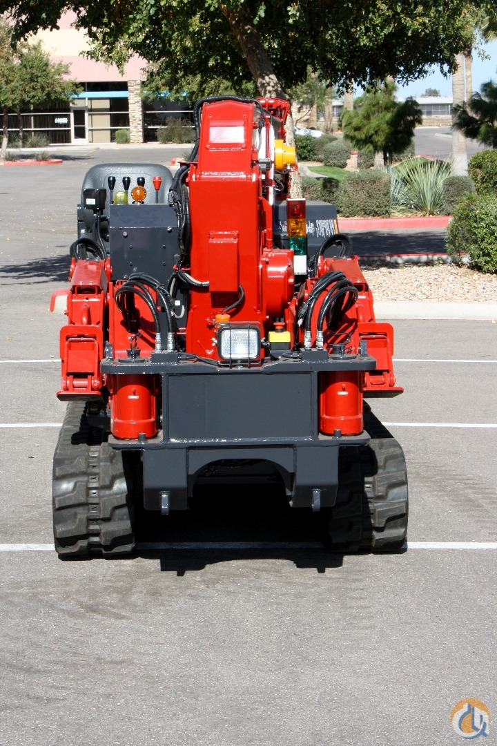 NEW SPYDERCRANE URW376 Mini-Crawlers Crane for Sale in Phoenix Arizona on CraneNetwork.com