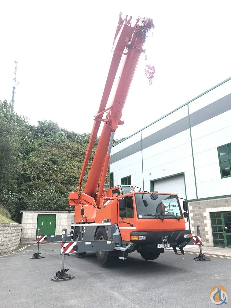 Liebherr - LTM1040-2.1 Excellent Condition - Low Hours  Kilometers Crane for Sale in Cork County Cork on CraneNetwork.com