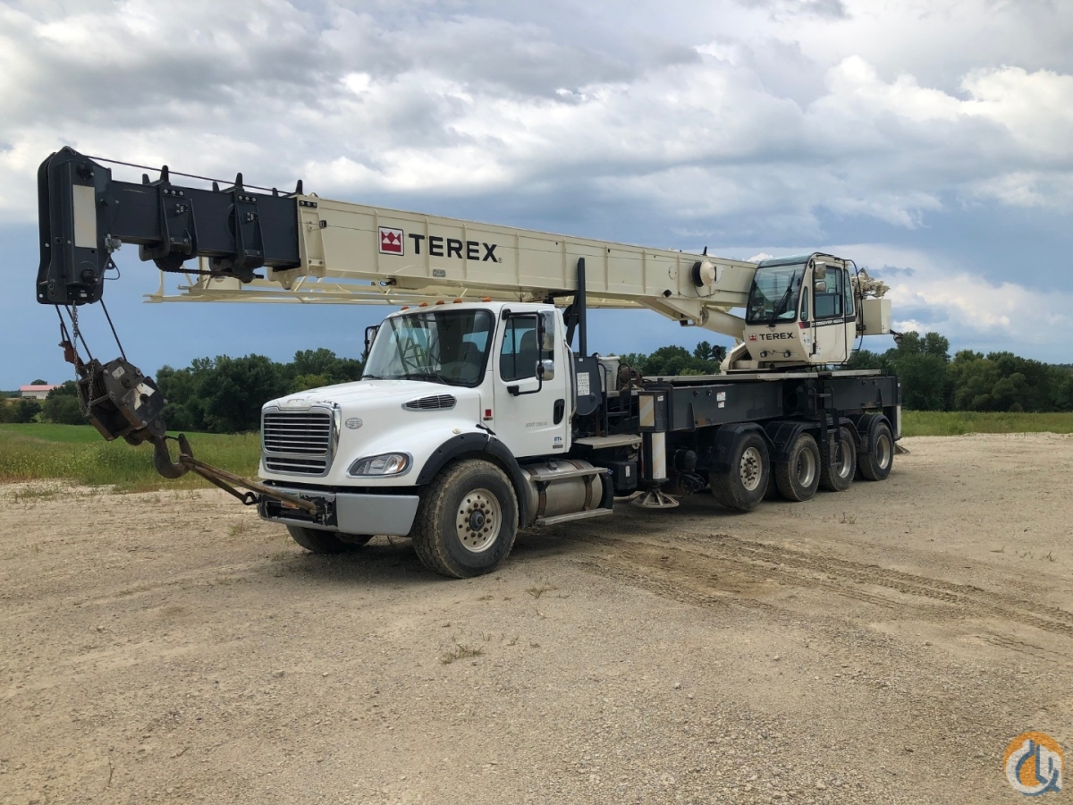 2014 Terex Crossover 4500L Truck Crane Crane for Sale on CraneNetwork.com