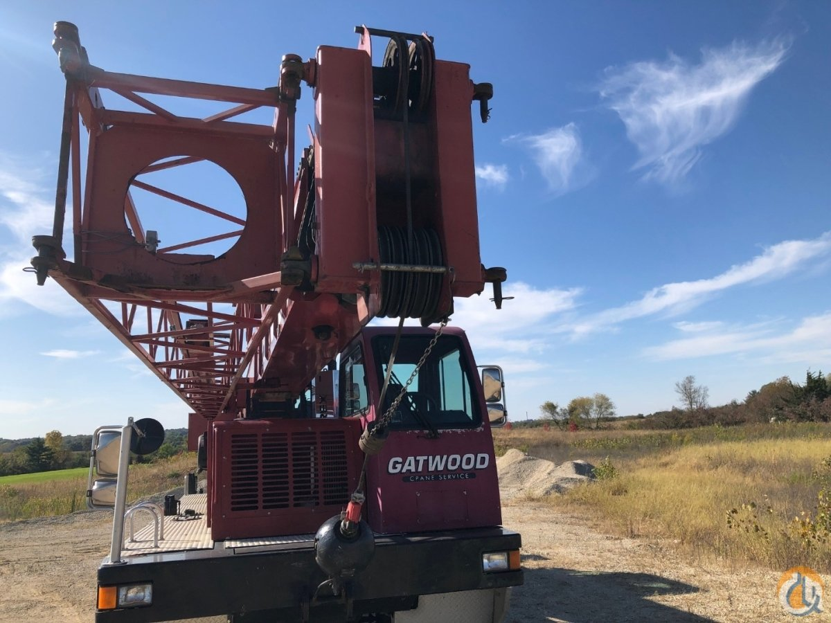 2008 Terex T340XL Crane for Sale in Swisher Iowa on CraneNetwork.com