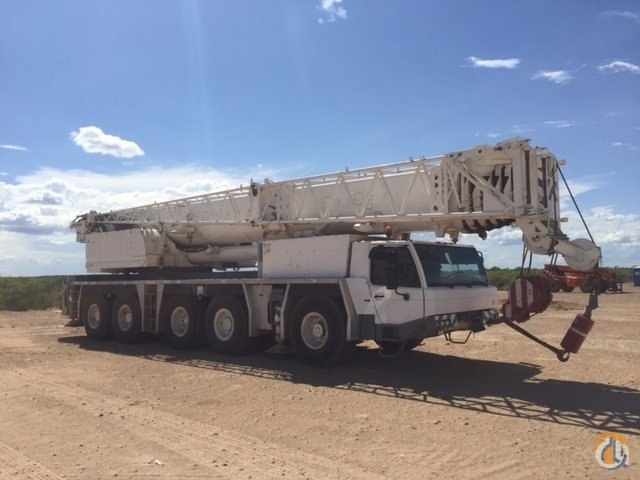 2009 Tadano ATF 220G-5  250 Ton All Terrain Crane  Crane for Sale in San Antonio Texas on CraneNetwork.com