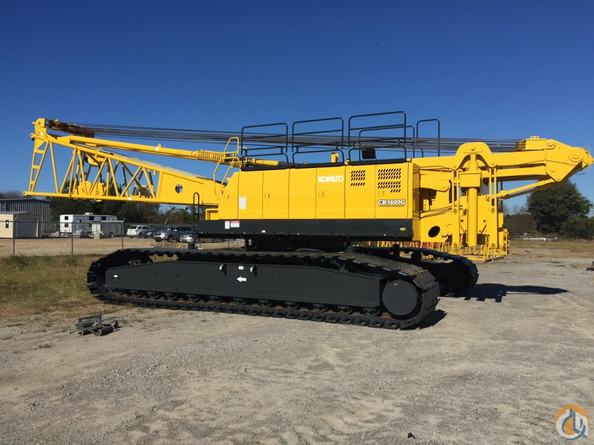 2016 Kobelco CK1600G Crane for Sale or Rent in Lexington South Carolina on CraneNetwork.com