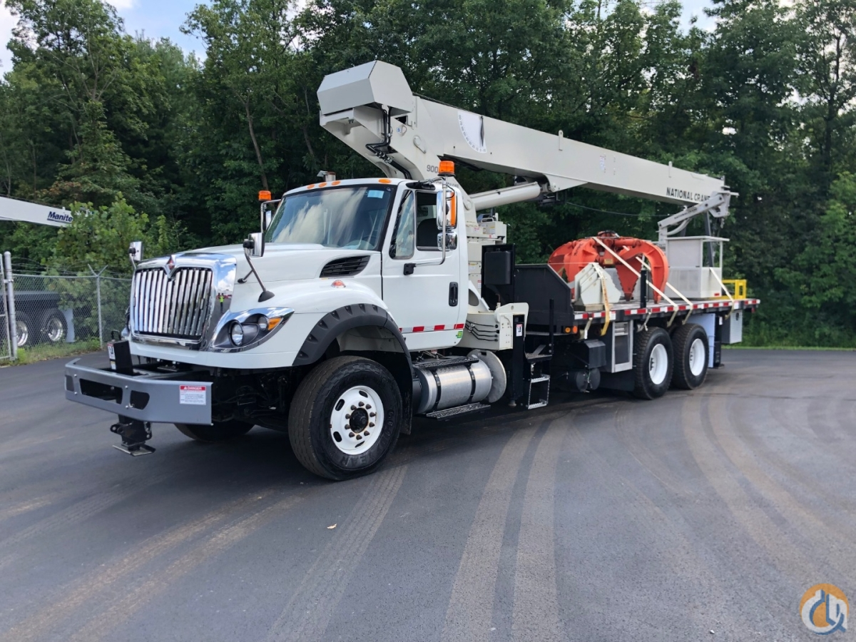 2016 National 900H Crane for Sale in Richfield Ohio on CraneNetwork.com