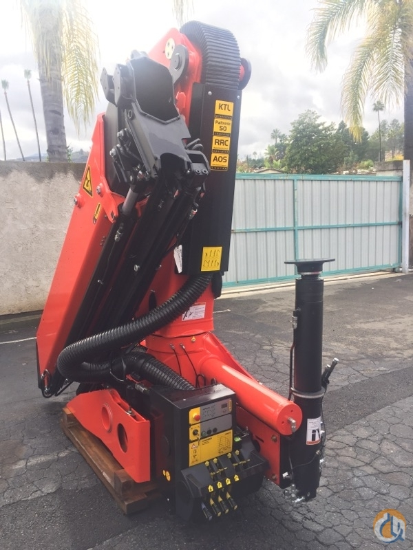 New 2017 Palfinger PK 33002 EH High Performance knuckle boom unmounted Crane for Sale in San Marcos California on CraneNetworkcom