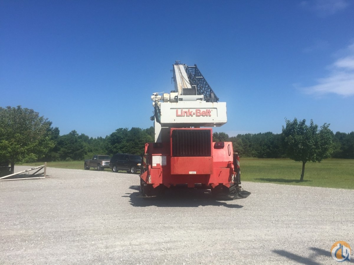 Link-Belt RTC-8060 For Sale Crane for Sale in Raleigh North Carolina on CraneNetwork.com