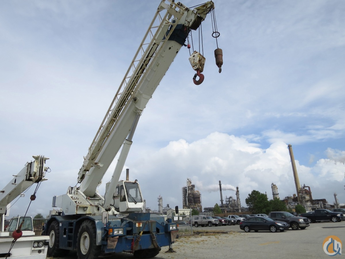 1997 TADANO TR-500XL 50 TON ROUGH TERRAIN CRANE Crane for Sale on CraneNetwork.com