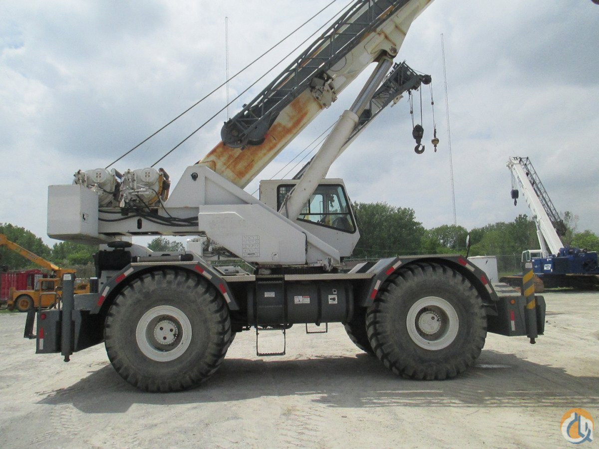 2000 Grove RT760E Crane for Sale in Riverdale Illinois on CraneNetwork.com