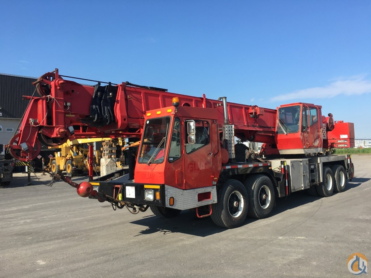 1990 GROVE TMS700B TRUCK CRANE Crane for Sale in Newark New Jersey on CraneNetwork.com