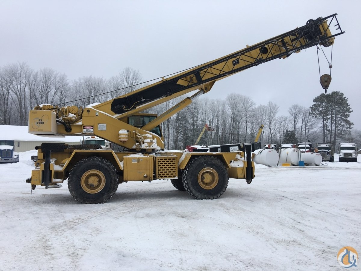Grove RT740B Crane for Sale or Rent in Iron River Michigan on CraneNetwork.com