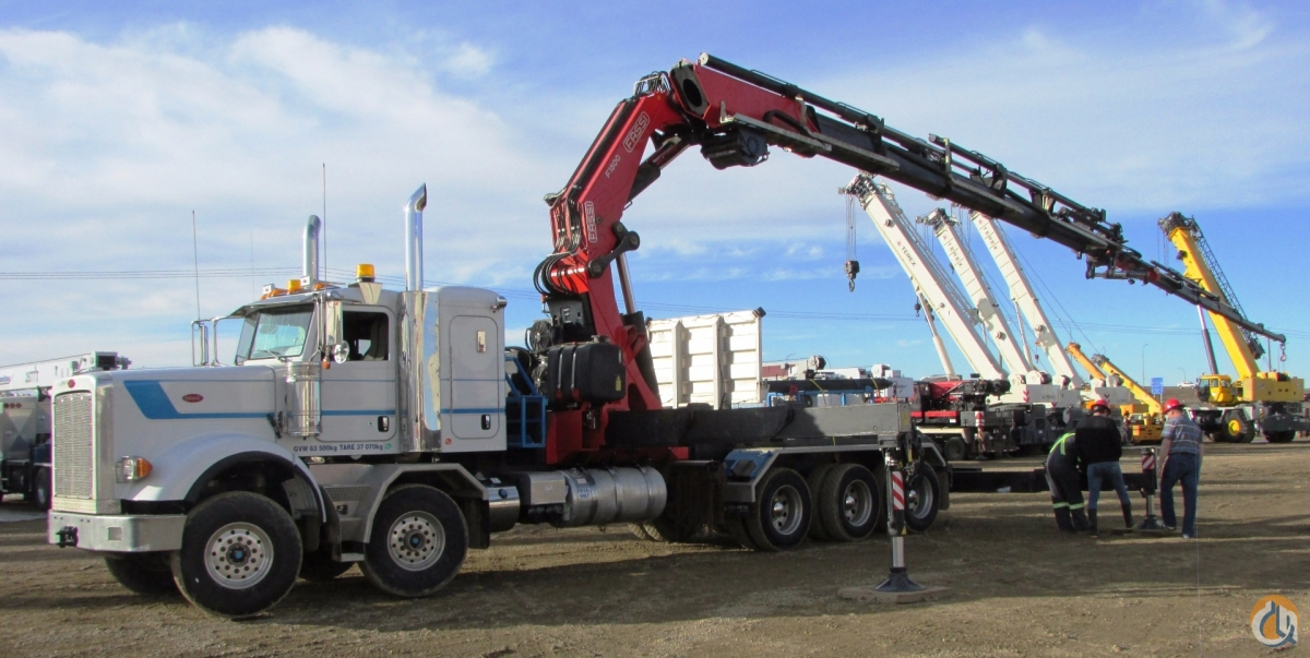 Sold 2012 Fassi F1500RA.2.28 Crane for  in Nisku Alberta on CraneNetwork.com