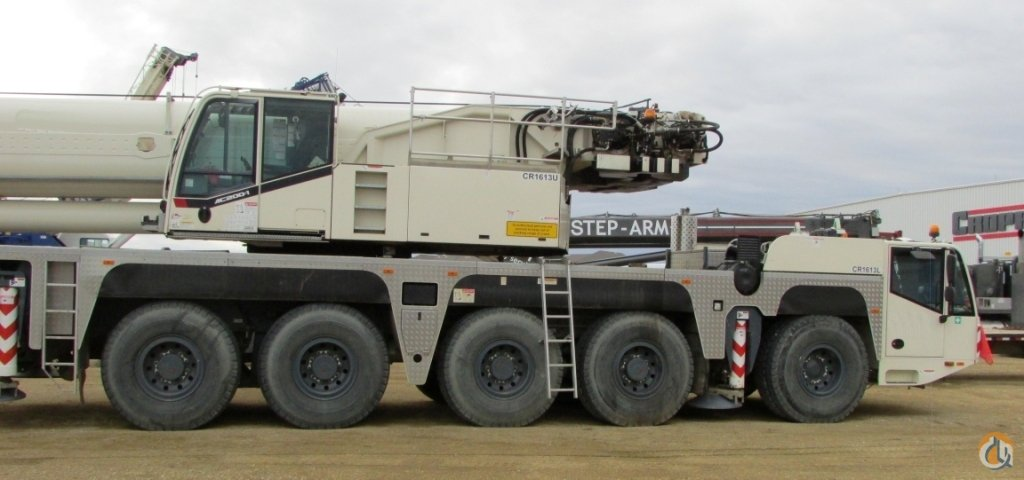 2011 TEREX DEMAG AC 200-1 Crane for Sale in Nisku Alberta on CraneNetworkcom