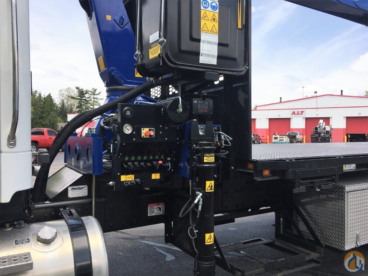 NEW 2018 Manitex PL 74S Crane for Sale in Richfield Ohio on CraneNetwork.com