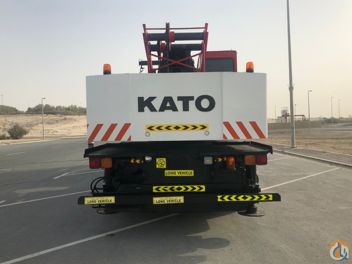 kato 50 ton Crane for Sale in Abu Dhabi Abu Dhabi on CraneNetwork.com