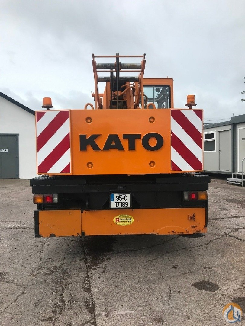 1995 KATO NK200H-V2 Only 28061 kms from New Excellent Condition Crane for Sale in Cork County Cork on CraneNetwork.com