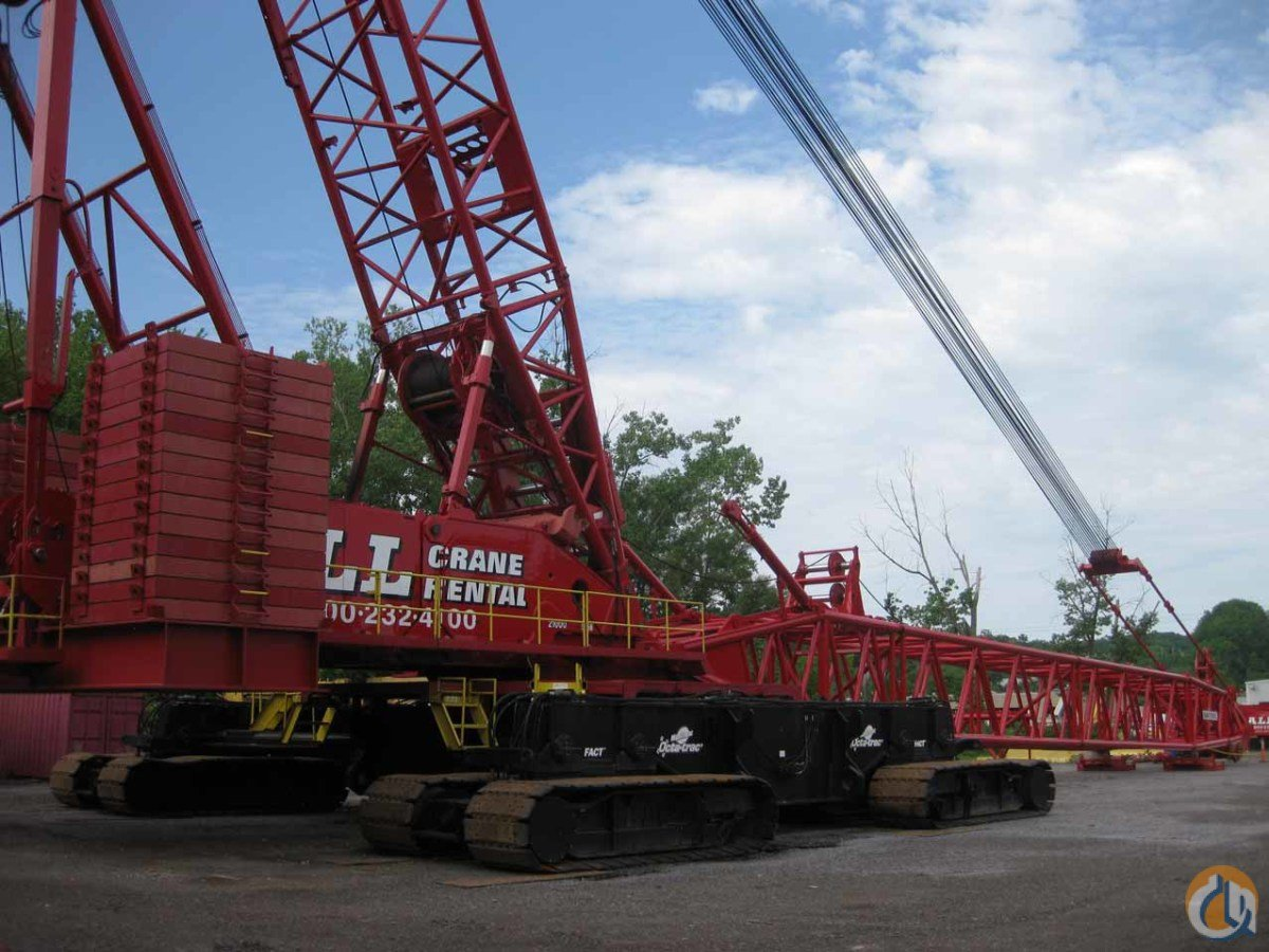 Manitowoc 21000 for sale Crane for Sale in Pittsburgh Pennsylvania on CraneNetworkcom