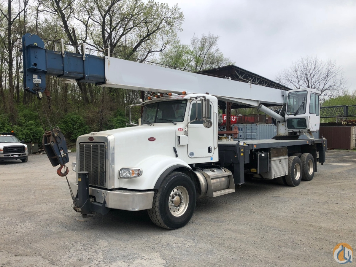 2015 Manitex 30112S Crane for Sale in Harrisburg Pennsylvania on CraneNetwork.com
