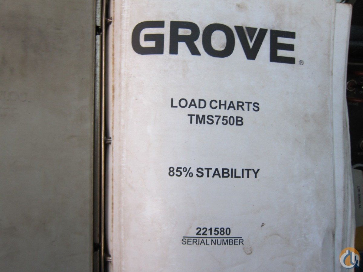 2000 Grove 50 Ton Hydraulic Truck Crane Crane for Sale in Atlanta Georgia on CraneNetwork.com
