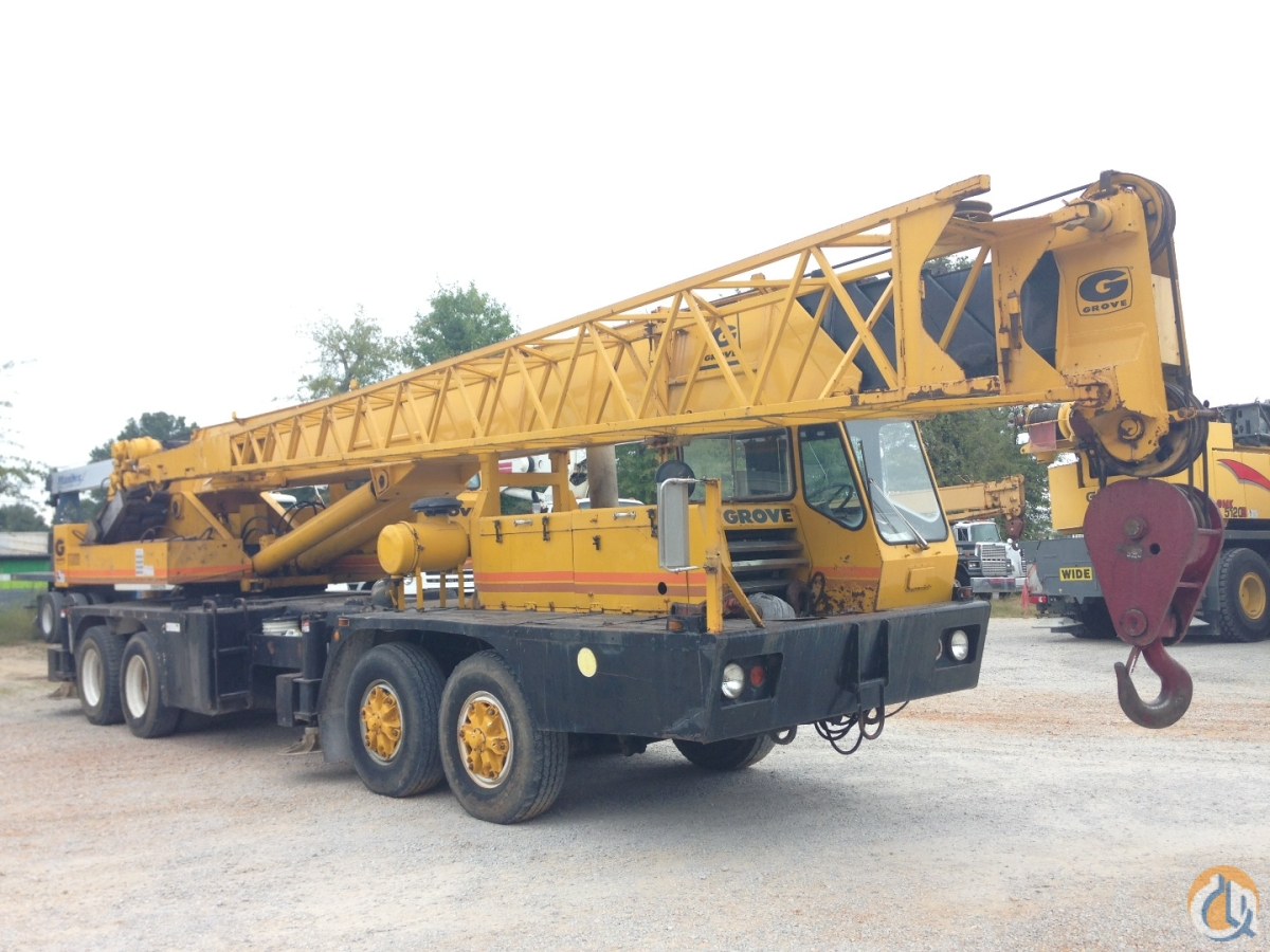 1975 Grove Tms300 Crane For Sale On
