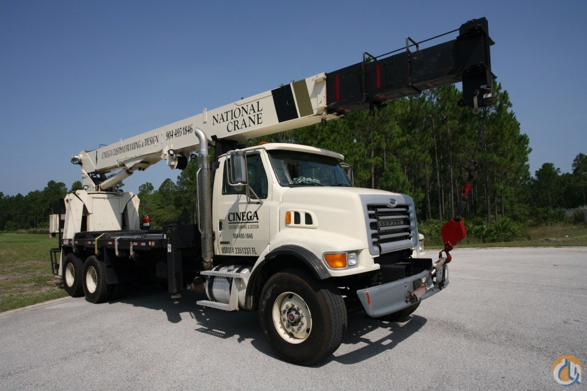 2007 National 9103A Crane for Sale in Jacksonville Florida on CraneNetwork.com