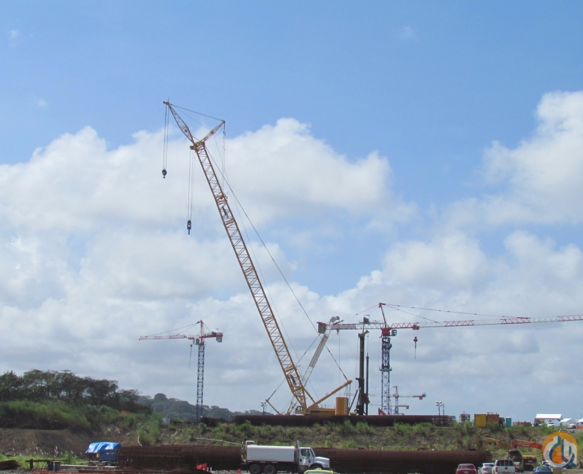 ALMOST NEW LIEBHERR LR-16002 660 US TON CRAWLER CRANE LOW HOURS EXCELLENT PRICE Crane for Sale on CraneNetwork.com