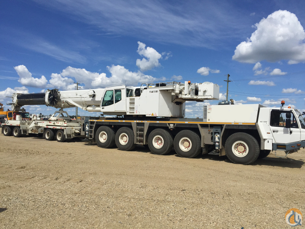 2013 Tadano ATF 180G-5 Crane for Sale on CraneNetworkcom