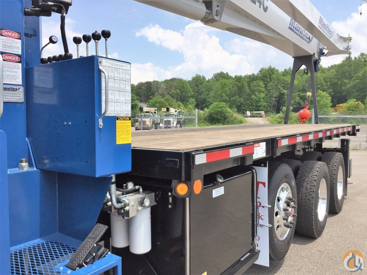 2018 Manitex 35124C Crane for Sale in Columbus Ohio on CraneNetwork.com