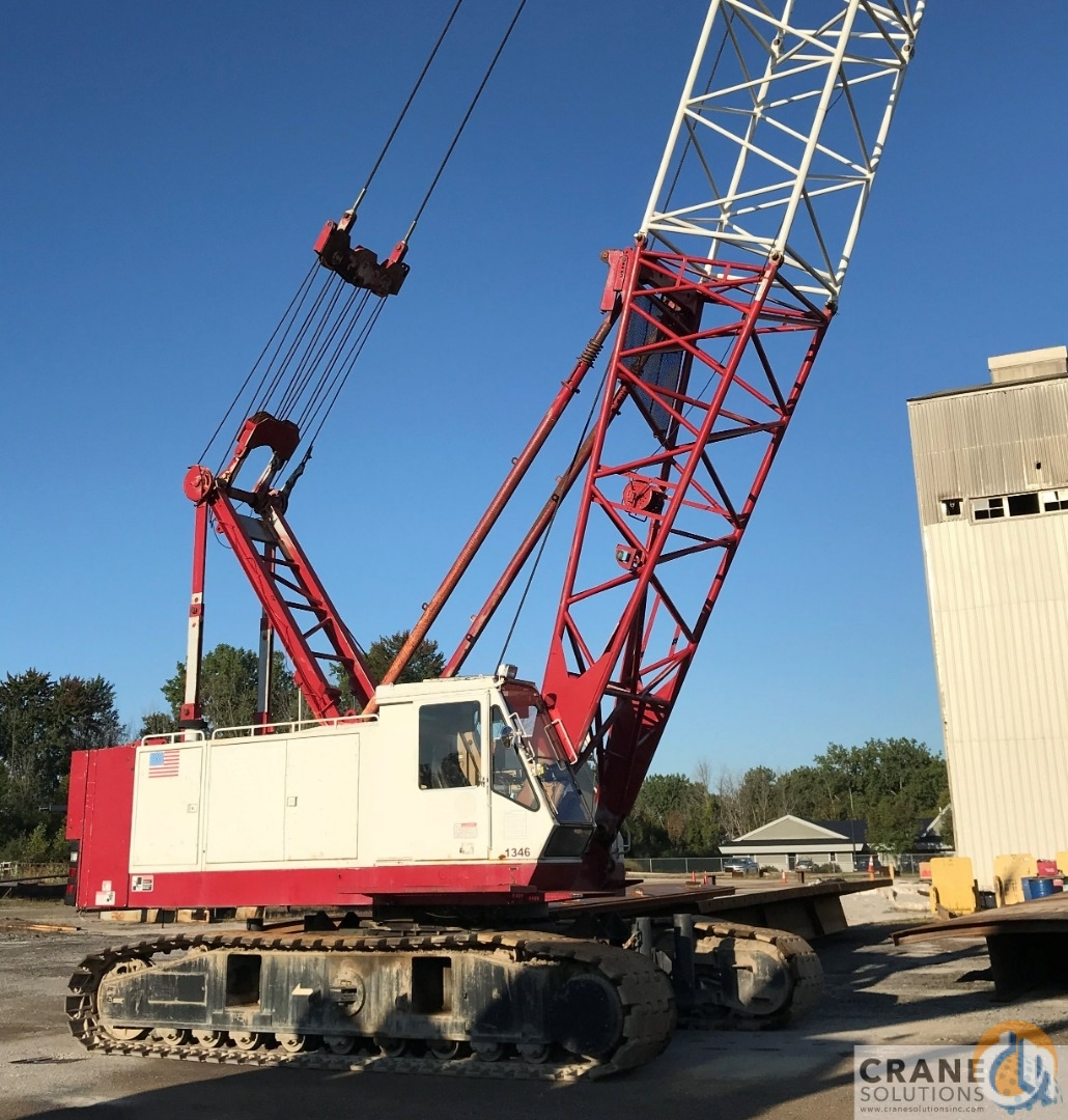 1991 Kobleco 7080 Crane for Sale on CraneNetwork.com