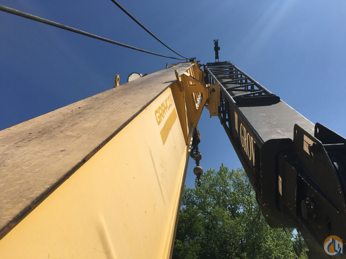1996 GROVE RT635C Crane for Sale in Morris Illinois on CraneNetworkcom