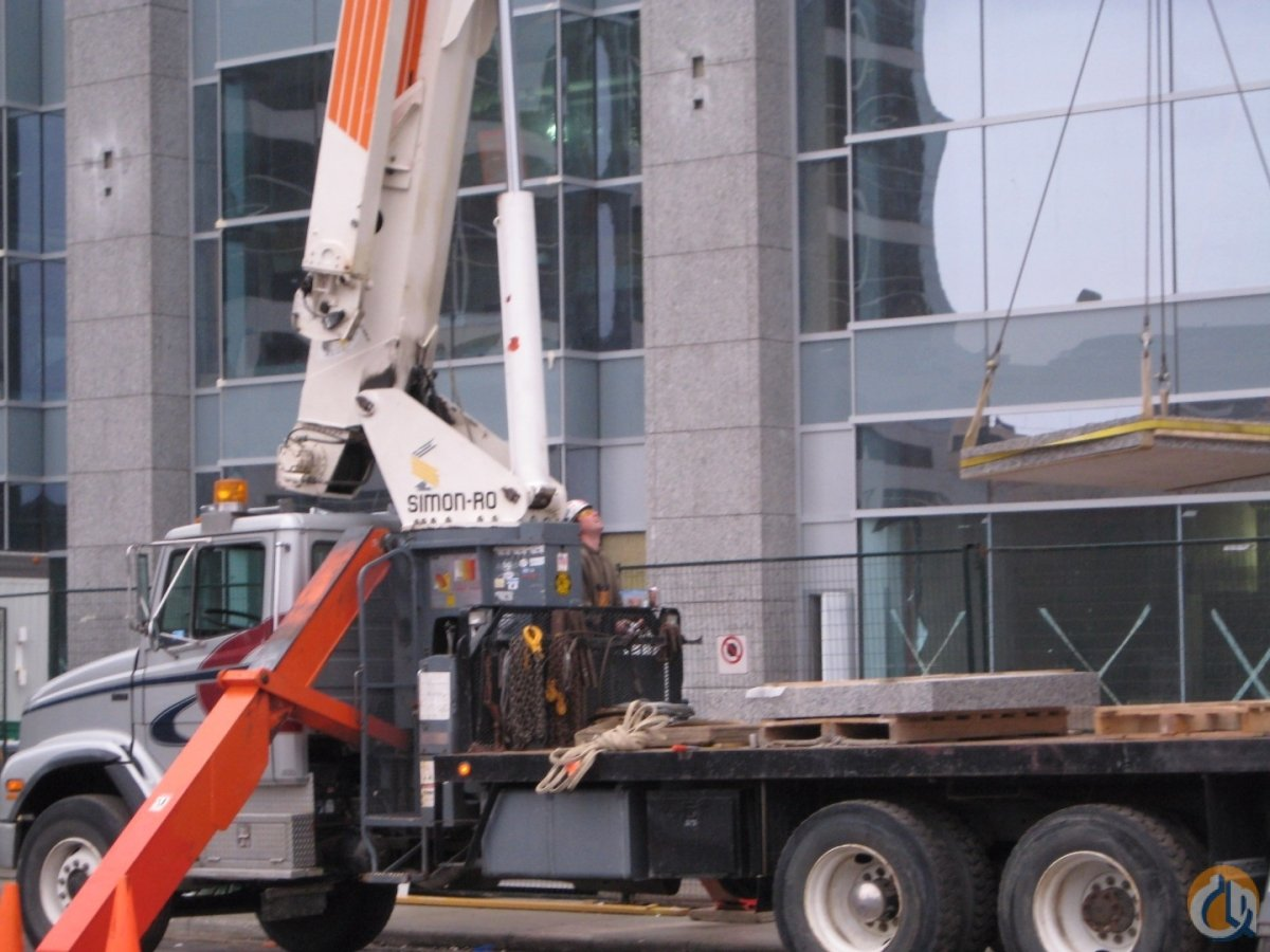 22 Ton Boom Truck Crane for Sale in Calgary Alberta on CraneNetworkcom