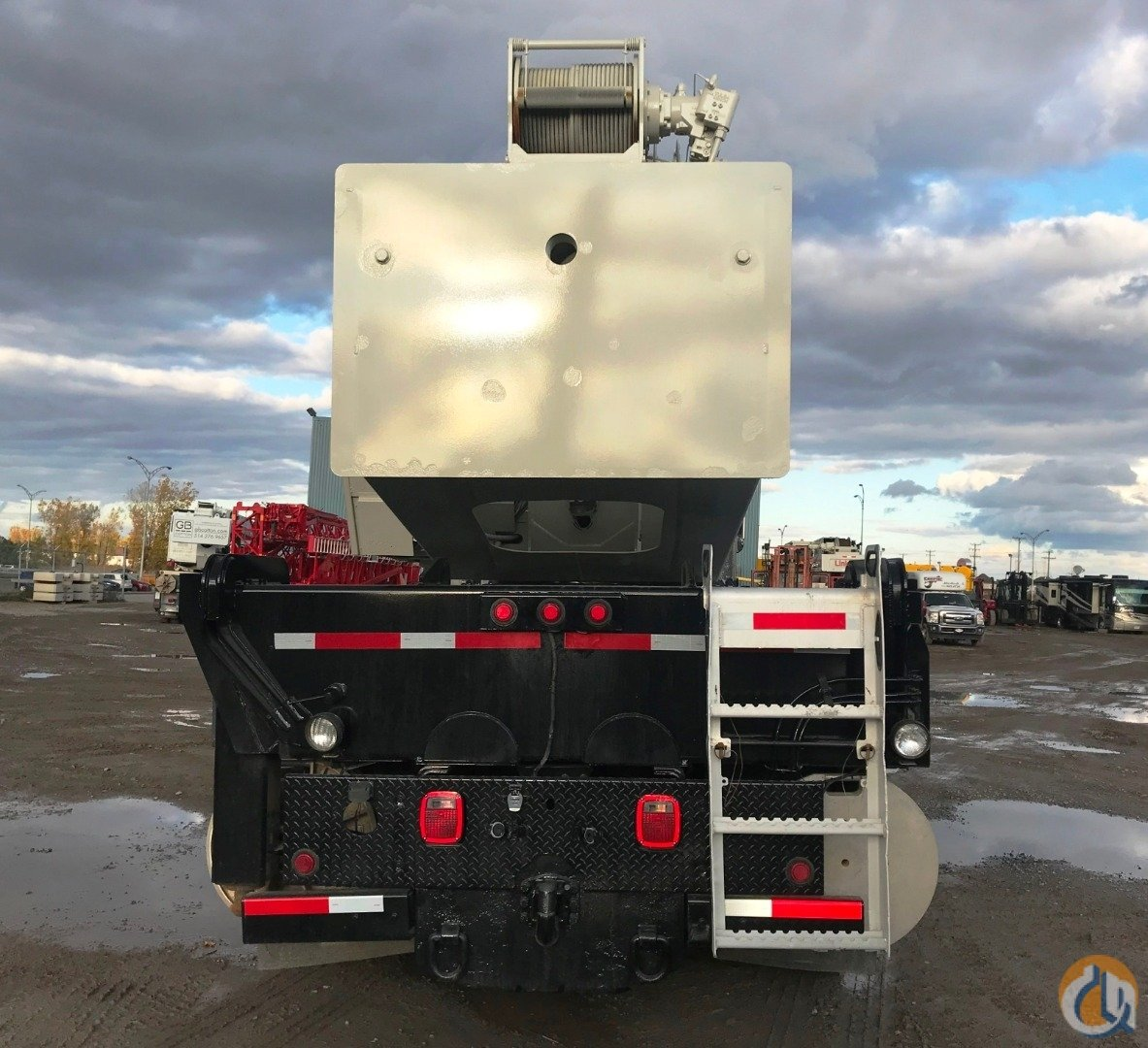 2012 NATIONAL NBT40 Crane for Sale or Rent in Laval Quebec on CraneNetwork.com