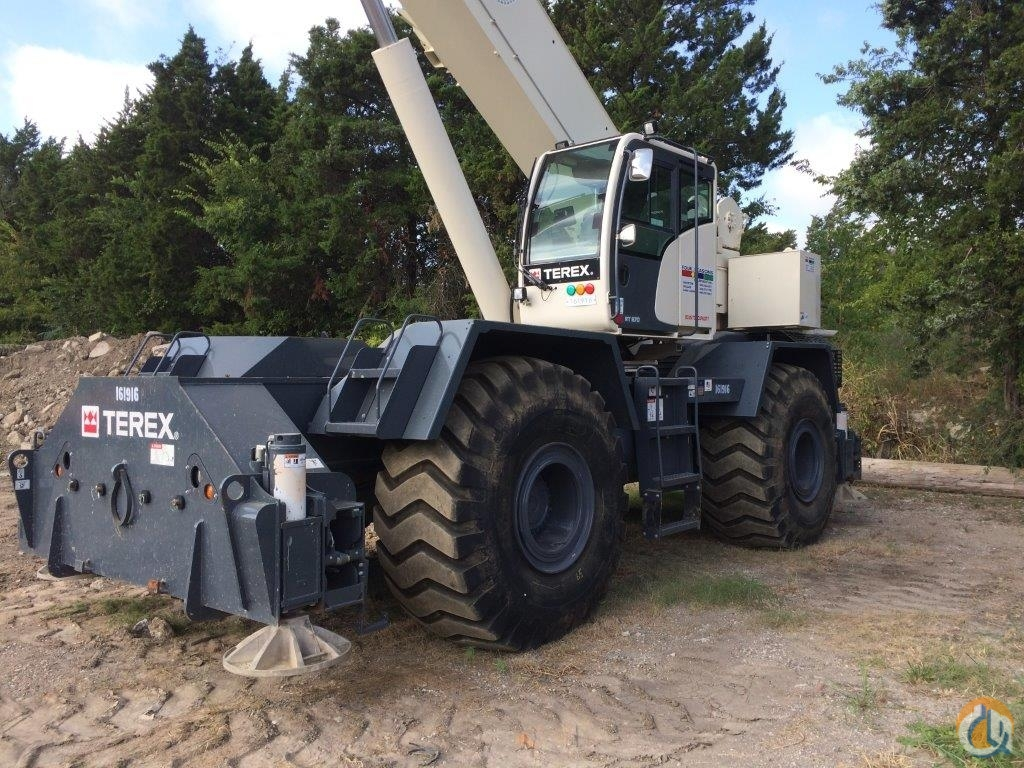2015 Terex RT670 Crane for Sale or Rent in Dallas Texas on CraneNetwork.com