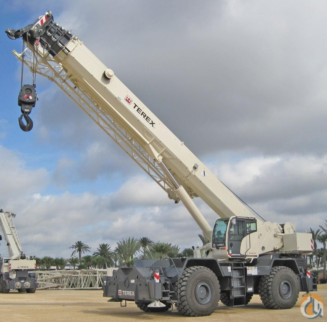 NEW TEREX QS1100 110T CALL US FOR HUGE AVING Crane for Sale or Rent in Houston Texas on CraneNetworkcom